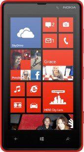 Reparatur beim defekten Nokia Lumia 820 Smartphone
