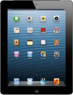 Reparatur beim defekten Apple iPad 4 Tablet